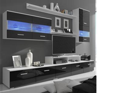 Complete tv meubel set for Meubel set