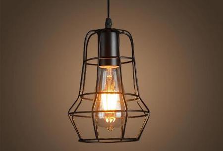 Art Deco hanglamp in 10 uitvoeringen | Moderne hanglampen met een hip geometrisch design Model C