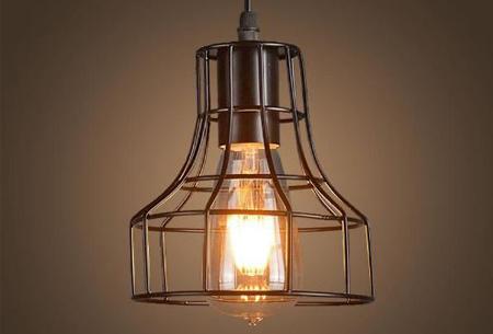 Art Deco hanglamp in 10 uitvoeringen | Moderne hanglampen met een hip geometrisch design Model D
