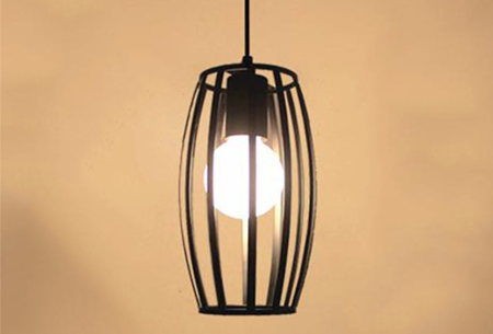 Art Deco hanglamp in 10 uitvoeringen | Moderne hanglampen met een hip geometrisch design Model H