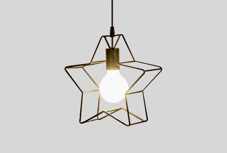 Art Deco hanglamp in 10 uitvoeringen | Moderne hanglampen met een hip geometrisch design Model J