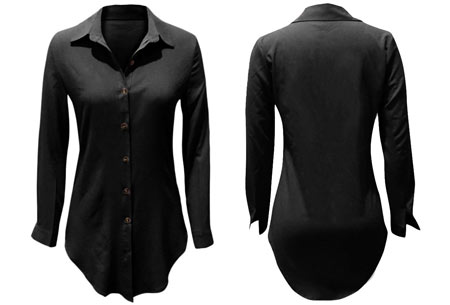 Lange blouse | Fashionable key-item voor jouw garderobe