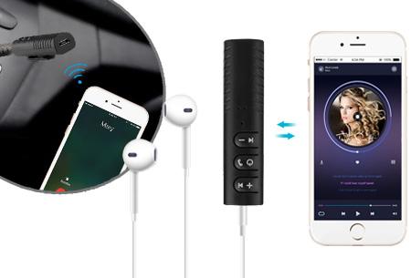 Bluetooth Transmitter & Carkit