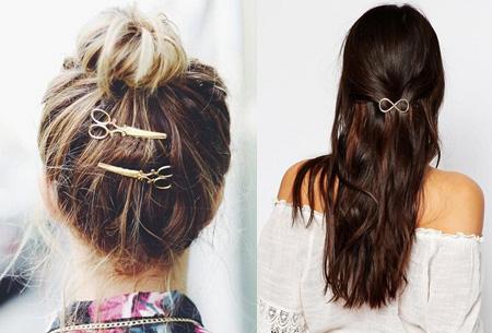 Haarspelden