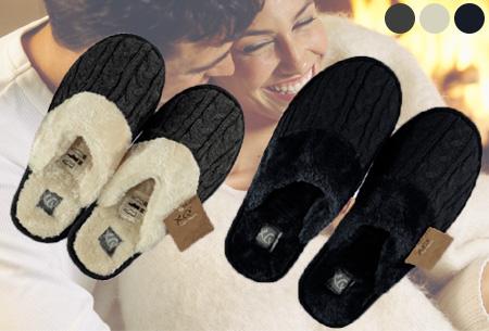 XQ Home pantoffels