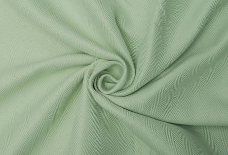 Larson blackout verduisterende gordijnen Soft mint - Ringen - 300 x 250 cm