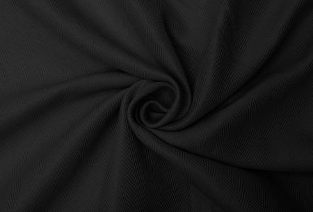 Larson blackout verduisterende gordijnen Black- Haken - 300 x 250 cm