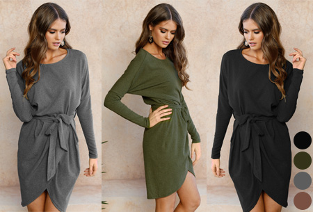 Dagaanbieding: Comfy Gorgeous dress nu met heel veel korting