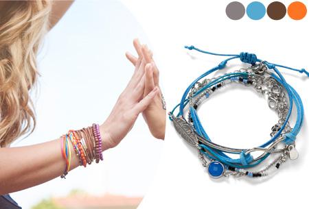 Dagaanbieding: Pretty bracelets nu super voordelig