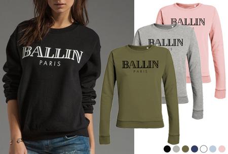 Dagaanbieding: BALLIN Paris dames sweater voor een spotprijs