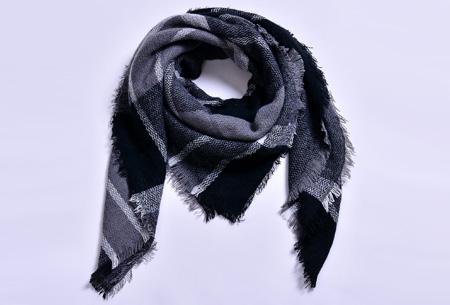 Oversized tartan sjaal | Keuze uit 15 prints - nu in de sale! #2