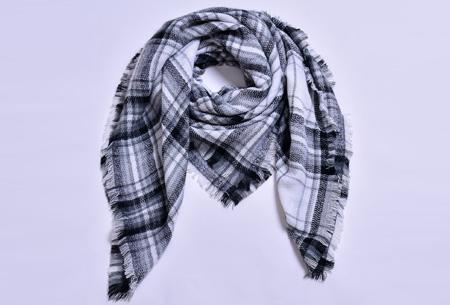 Oversized tartan sjaal | Keuze uit 15 prints - nu in de sale! #3