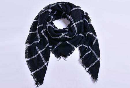 Oversized tartan sjaal | Keuze uit 15 prints - nu in de sale! #5