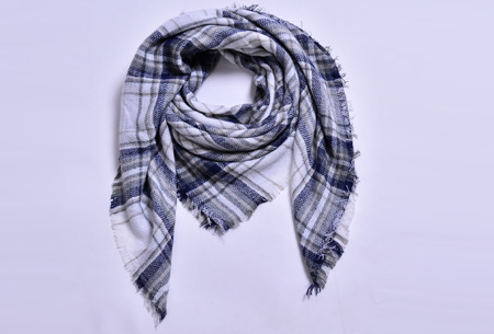 Oversized tartan sjaal | Keuze uit 15 prints - nu in de sale! #6