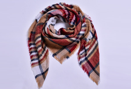 Oversized tartan sjaal | Keuze uit 15 prints - nu in de sale! #9