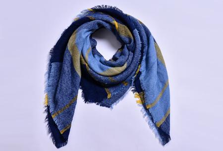 Oversized tartan sjaal | Keuze uit 15 prints - nu in de sale! #12