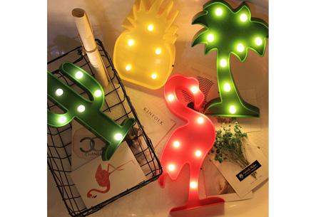 LED lamp in verschillende figuren | Origineel en trendy - keuze uit 13 figuren