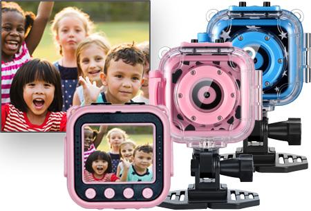 Dagaanbieding: Kids action camera