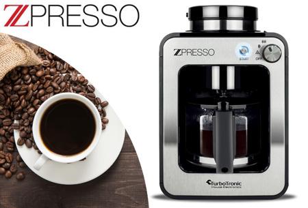 ZPresso koffiemachine