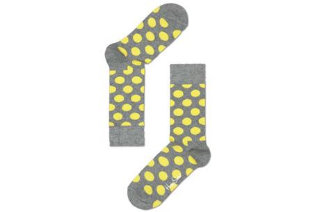 Happy Socks | 4 paar vrolijke & hippe printsokken voor hem en haar | Laat je verrassen!