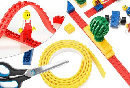 Dagaanbieding: Strip&Play blokjesstrip nu met heel veel korting