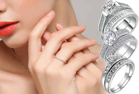 Elegante ringen