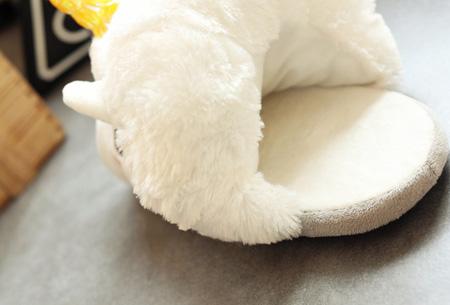 Eenhoorn sloffen | Knusse & warme pantoffels met unicorn ontwerp