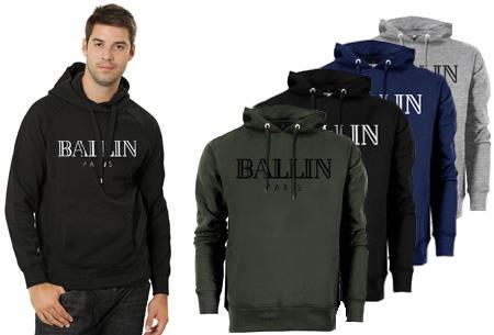 BALLIN Paris heren hoodie