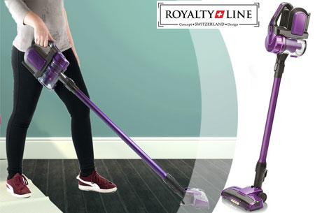 Royalty Line cycloon stofzuiger