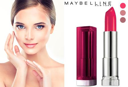 Dagaanbieding: Maybelline Colour Sensational Lipstick