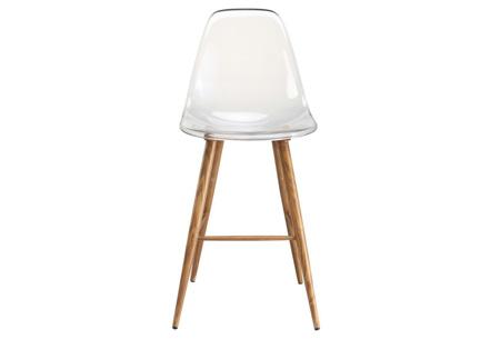 Set van 2 transparante Lucy stoelen | In 3 verschillende uitvoeringen