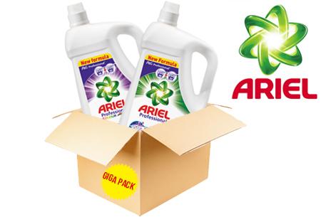Duopack Ariel vloeibaar wasmiddel