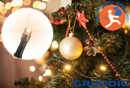 Grundig LED kerstverlichting voor binnen en buiten