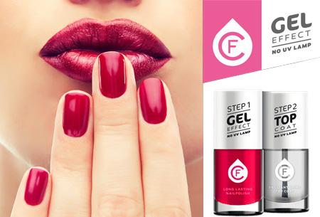 Gel effect nagellak 2.0