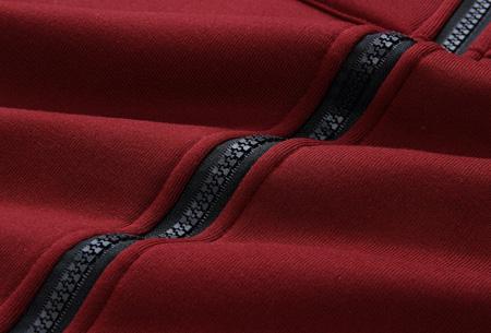 Lang hoodie vest | Heerlijk warm en comfortabel vest met fleece binnenzijde