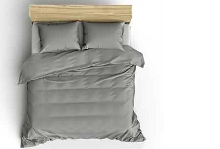 Pierre Cardin Stone Washed dekbedovertrek | Prachtige basic voor elke slaapkamer Grey