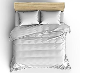 Pierre Cardin Stone Washed dekbedovertrek | Prachtige basic voor elke slaapkamer White