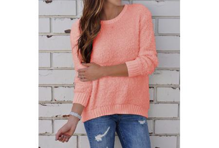 Sheep sweater | Zacht, warm en dé musthave van dit seizoen Roze