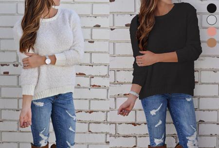Sheep sweater | Zacht, warm en dé musthave van dit seizoen