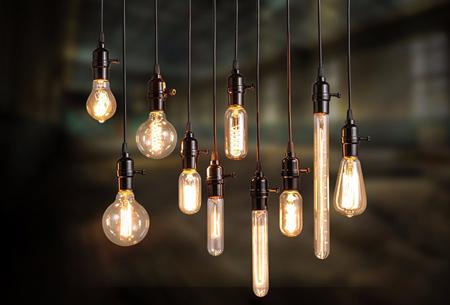 Retro hanglampen