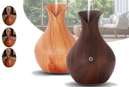 Dagaanbieding: Design Aroma luchtbevochtiger