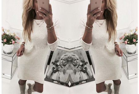 Stylish dress | Comfortabel en stijlvol in één