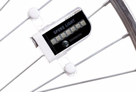 LED wielverlichting | Uniek lichtspektakel in het donker