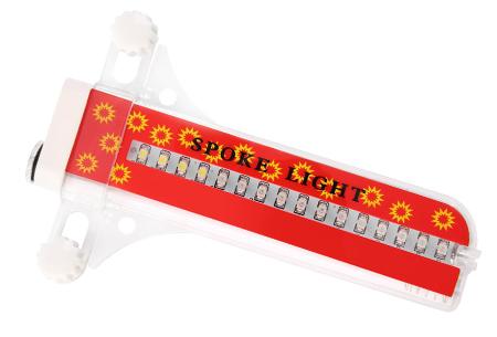 LED wielverlichting | Uniek lichtspektakel in het donker  Model 2