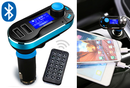 Parya Bluetooth 5-in-1 carkit
