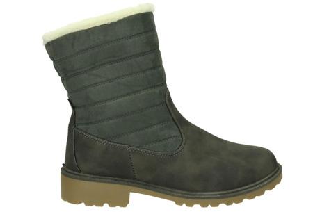 Gevoerde schoenen sale | Elke werkdag lagere prijzen, maar wees op tijd | OP=OP ZY9210 - Grijs
