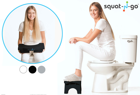 Dagaanbieding: Squat-N-Go