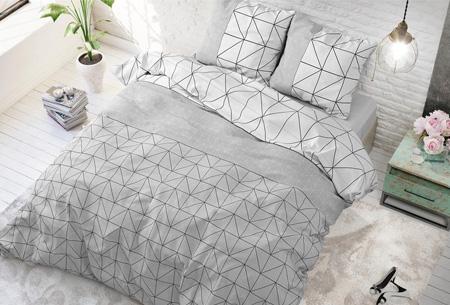 Luxe dekbedovertrekken | Keuze uit 11 prachtige prints Gino grey