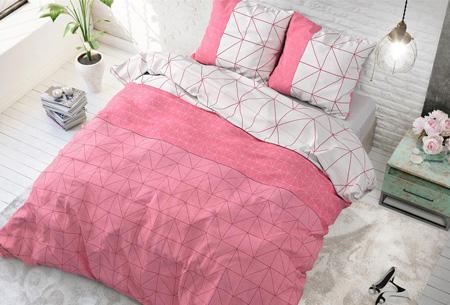 Luxe dekbedovertrekken | Keuze uit 11 prachtige prints Gino pink