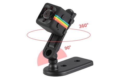 Full HD mini cube camera | Kleine camera met de grootste mogelijkheden